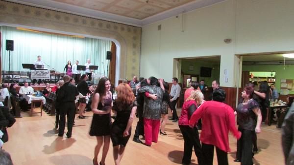 Obecní ples 2014