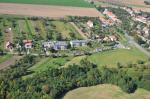Letecký snímek obce 02