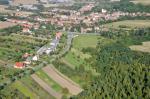 Letecký snímek obce 03