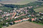 Letecký snímek obce 04