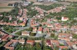 Letecký snímek obce 09