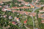 Letecký snímek obce 12