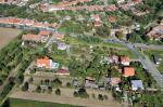 Letecký snímek obce 14