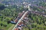 Letecký snímek obce 18