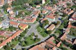 Letecký snímek obce 32
