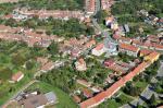 Letecký snímek obce 33