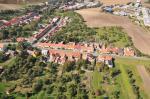 Letecký snímek obce 39