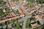Letecký snímek obce 41