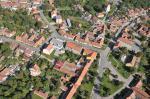 Letecký snímek obce 43