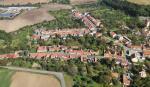 Letecký snímek obce 45