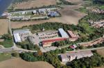 Letecký snímek obce 47