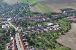 Letecký snímek obce 49