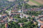 Letecký snímek obce 50