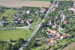 Letecký snímek obce 54