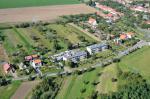 Letecký snímek obce 57