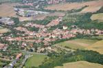Letecký snímek obce 63