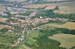 Letecký snímek obce 65