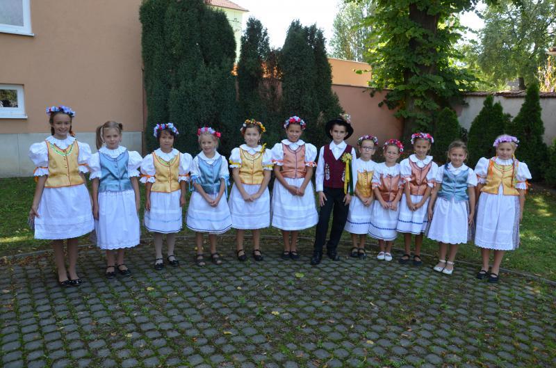 Hody Nížkovice 2015 Čtyřlístek