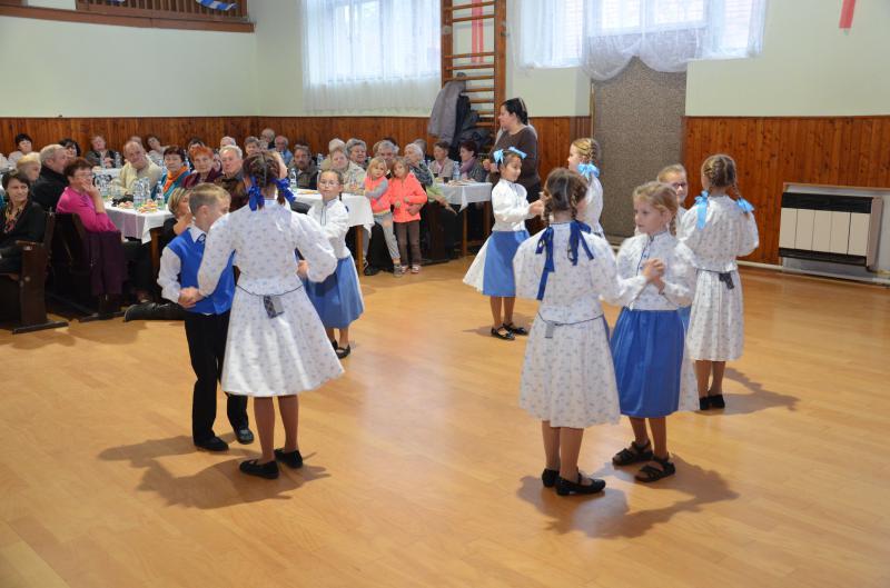 Setkání se seniory 2015 - Čtyřlíste