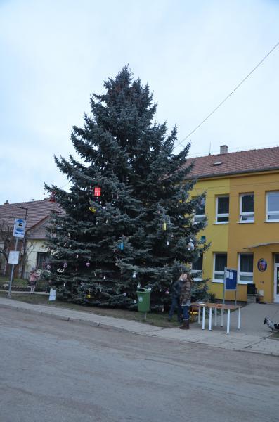 Rozsvěcení vánočního stromu 02