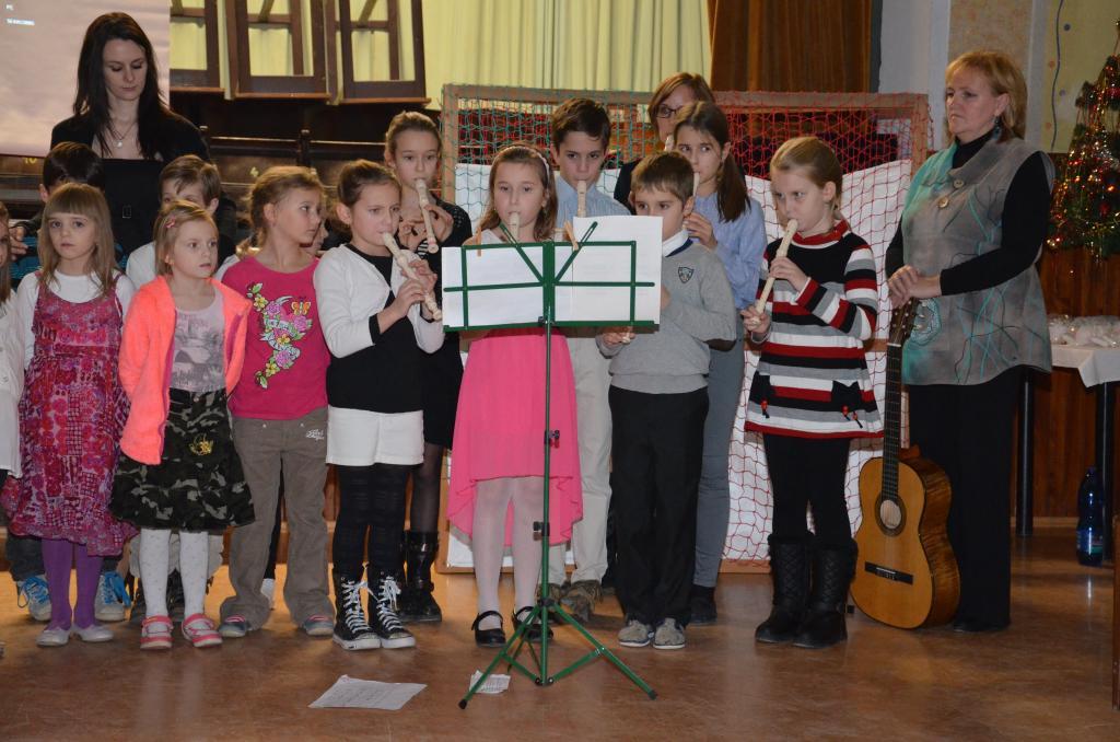 Vánoční benefiční koncert Lila 2015