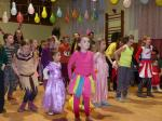 Dětský maškarní karneval  - 3.2.2019